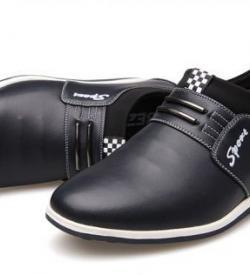 cmbl 5cm taller shoes black 250x275 - CMBL - Autmn - Summer Casual Shoes 5cm Taller