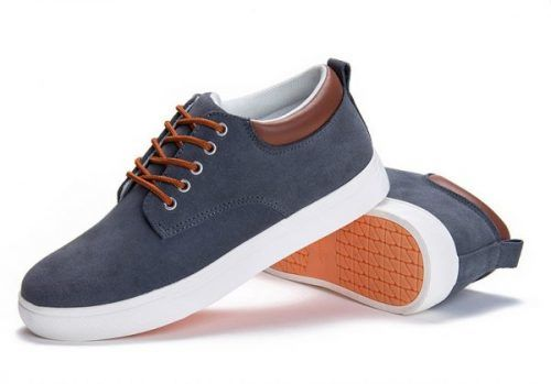smca 8cm height increase canvos shoes 2 1 - SMCA Elevator Canvas Shoes 5cm Invisible Height Increase