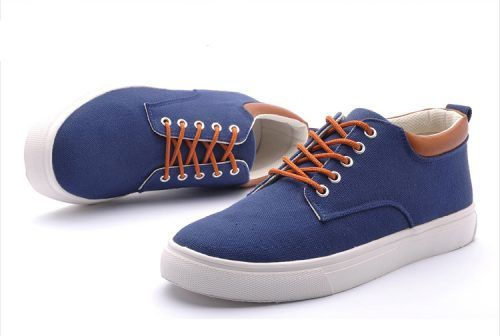 smca blue 1 5cm 02 1 - SMCA Elevator Canvas Shoes 5cm Invisible Height Increase