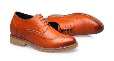 attixshoes stylish brogue 8cm taller 8 04 400x215 - MIGL - Brogue Handmade Leather Shoes 8cm Taller