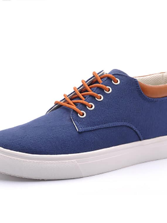 smca blue 1 5cm4 1 570x760 - SMCA Elevator Canvas Shoes 5cm Invisible Height Increase