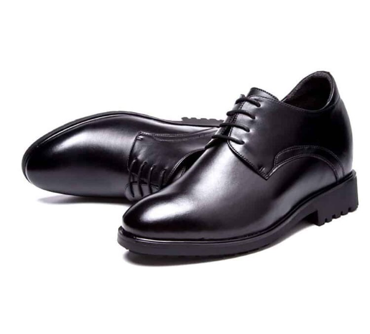 MSIA2 10CM 1 1 750x676 - MSIA2 Formal Leather Shoes 10cm Taller
