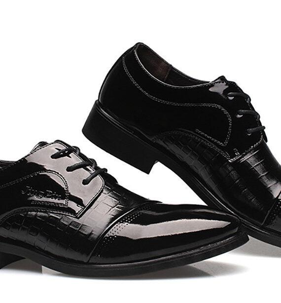 XCL 6CM ATTIX SHOES 2 1 570x615 - XCL - Formal Leather Shoes - 6cm Taller
