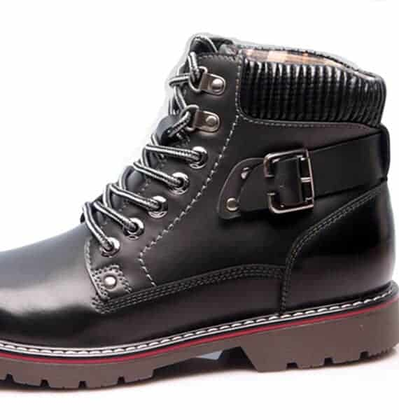 BO COZ 4 1 570x600 - BO-COZ - Leather Boots 8cm Taller