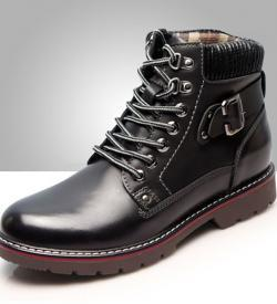 BO COZ 5 250x275 - BO-COZ - Leather Boots 8cm Taller