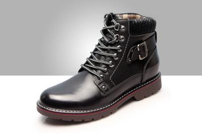 BO COZ 5 400x266 - BO-COZ - Leather Boots 8cm Taller