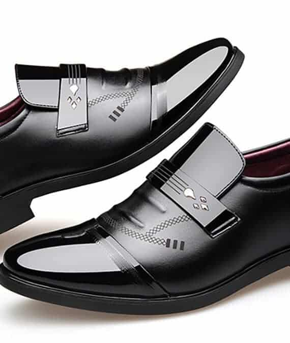 LO BTR 1 1 570x673 - LO-BTR Height Increasing Loafers 6-cm Taller