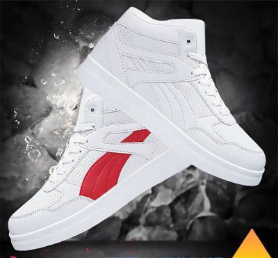 CNDX CANVAS SHOES 8 CM TALLER 2 400x371 - CNDX - Canvas Elevator Shoes - 8cm Taller