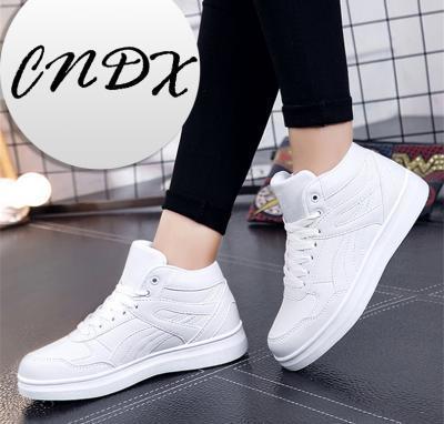 CNDX CANVAS SHOES 8 CM TALLER 3 400x382 - CNDX - Canvas Elevator Shoes - 8cm Taller