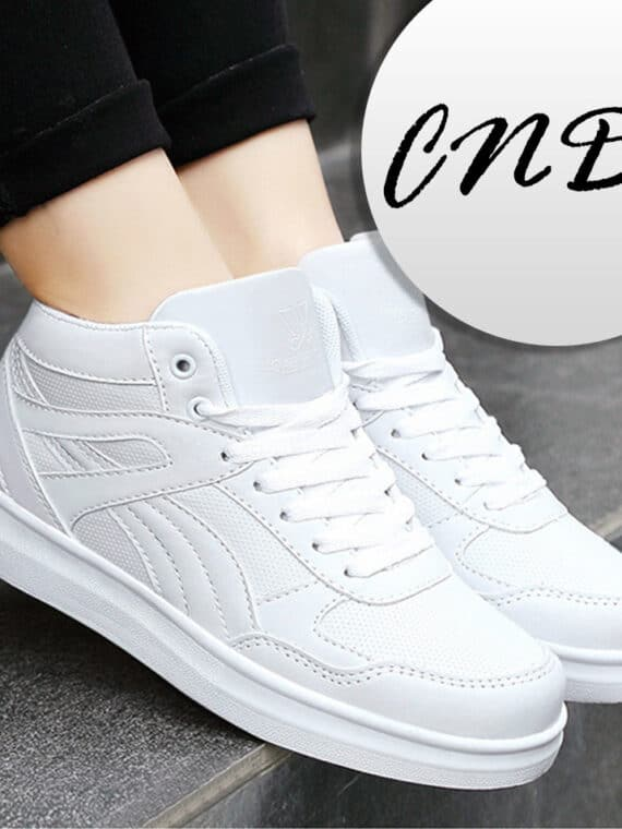 CNDX CANVAS SHOES 8 CM TALLER 4 1 570x760 - CNDX - Canvas Elevator Shoes - 8cm Taller