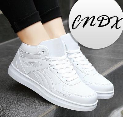 CNDX CANVAS SHOES 8 CM TALLER 4 400x382 - CNDX - Canvas Elevator Shoes - 8cm Taller