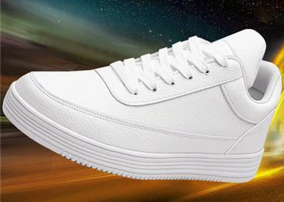 white canvas 9cm 5 400x285 - CNDW - Canvas Elevator Shoes - 8cm Taller