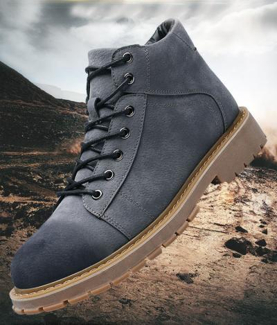 SUEL Gray 10cm 1 400x469 - SUEL- 8cm Taller Boots
