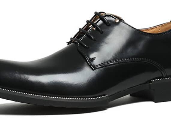 ATX 5cm black grey brown attix shoes 7 2 570x436 - FBBX - Leather Shoes 7cm Taller